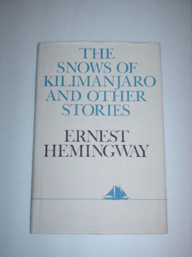 9780025509405: The Snows of Kilimanjaro and Other Stories (Hudson River Editions)
