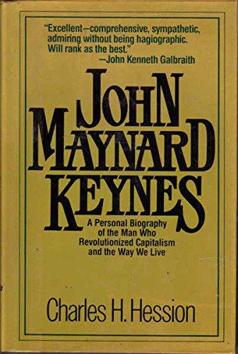 9780025513105: John Maynard Keynes