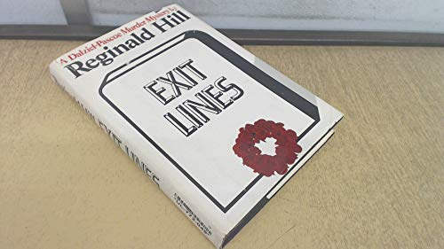 9780025515505: Exit Lines: A Dalziel-Pascoe Murder Mystery