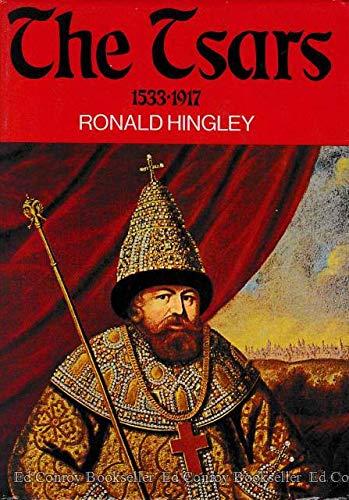 9780025516908: The Tsars, 1533-1917.