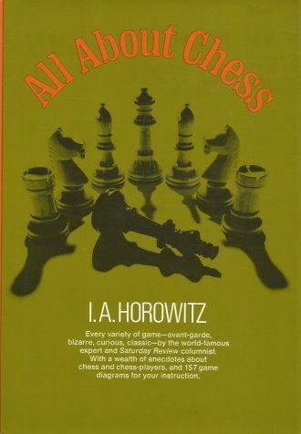 9780025541108: All About Chess