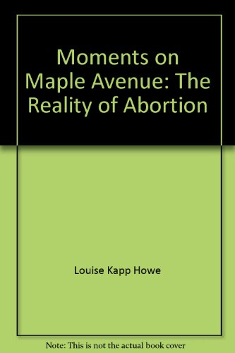 9780025551701: Moments on Maple Avenue