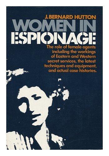 9780025578708: Women in Espionage