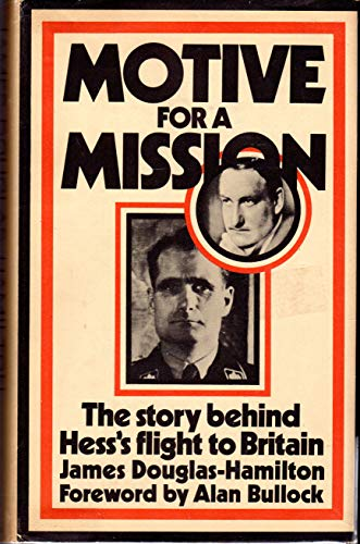 9780025578807: Hess: The Man and His Mission