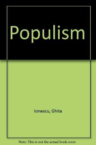 9780025582408: Populism