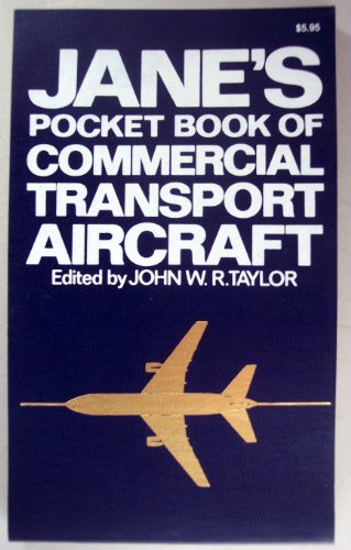 9780025589605: Jane's Pocket Book of Commercial Transport Aircraft