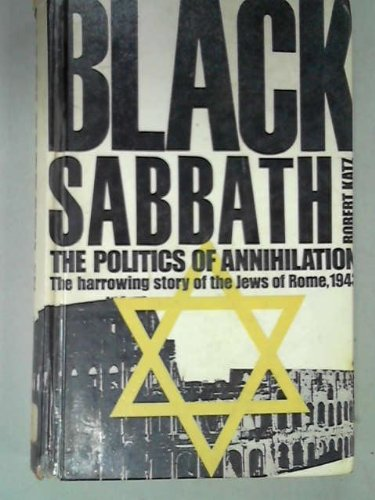 9780025607804: Black Sabbath; A Journey Through a Crime Against Humanity