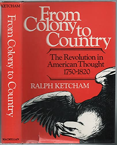 Daniel Boorstin's Copy of From Colony to Country