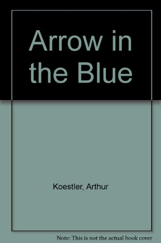 9780025650206: Arrow in the Blue