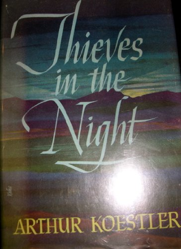 9780025656703: Thieves in the Night