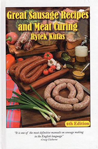 9780025668607: Great Sausage Recipes and Meat Curing