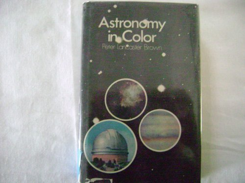 9780025677005: Astronomy in Color