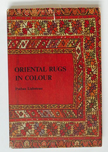 9780025718401: Oriental Rugs in Colour
