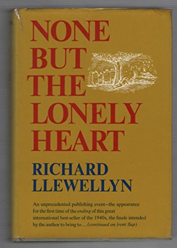 9780025734401: None but the Lonely Heart