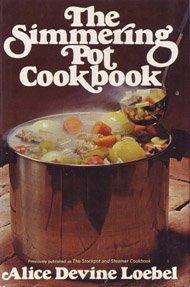 9780025740303: Simmering Pot Cookbook