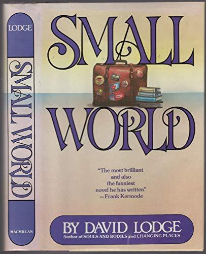 9780025740600: Small World: An Academic Romance