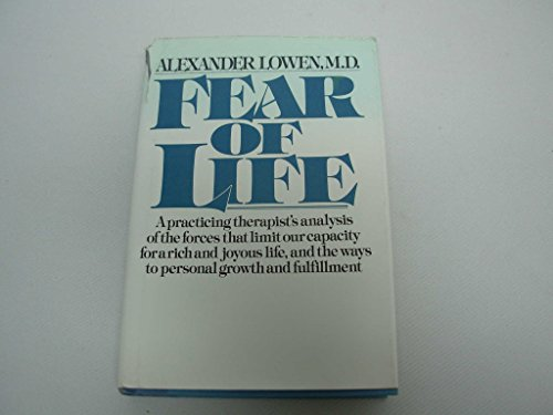 9780025758803: Fear of Life