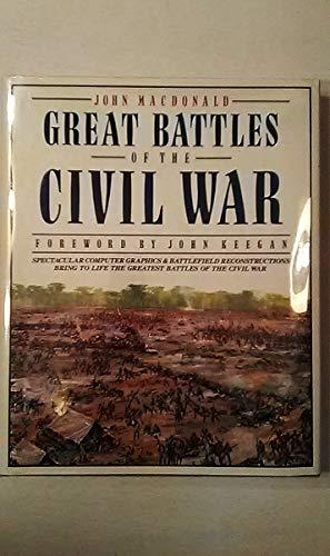 9780025773004: Great Battles Civil War