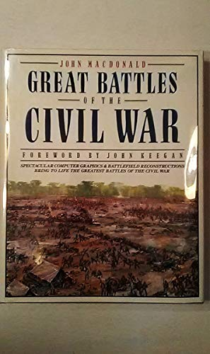 9780025773004: Great Battles of the Civil War
