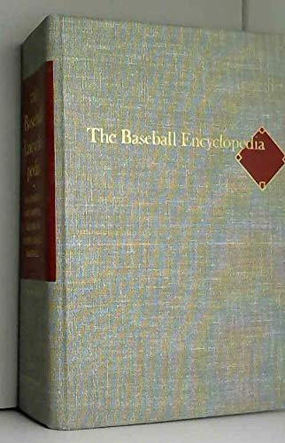 9780025789708: The baseball encyclopedia: The complete and official record of major league baseball