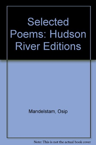 9780025794016: Selected Poems: Hudson River Editions