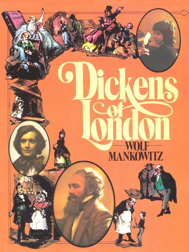 9780025794108: Dickens of London