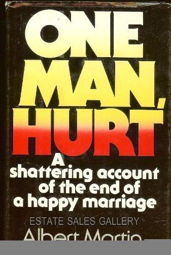 9780025804708: One man, hurt