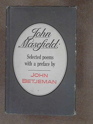 9780025810105: Selected poems