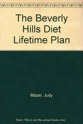 9780025826304: Beverly Hills Diet Lifetime Plan