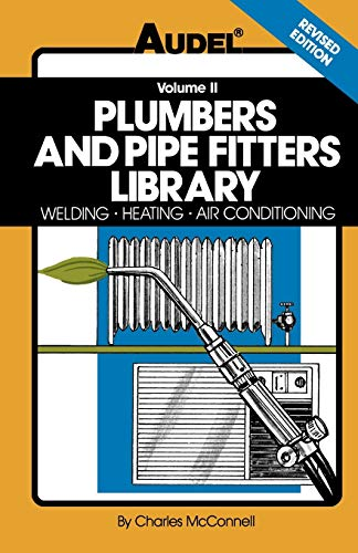 9780025829121: Plumbers and Pipe Fitters Library, Vol. 2: Welding, Heating, Air Conditioning