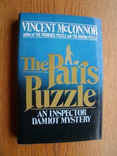 9780025829503: The Paris Puzzle: An Inspector Damiot Mystery