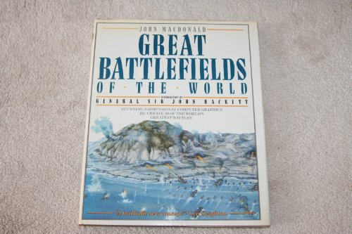 9780025831100: Great Battlefields of the World