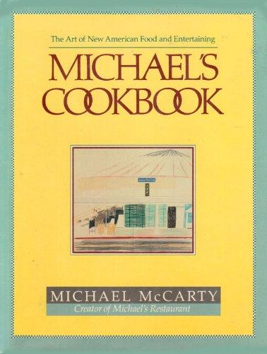 9780025831117: Michael's Cookbook
