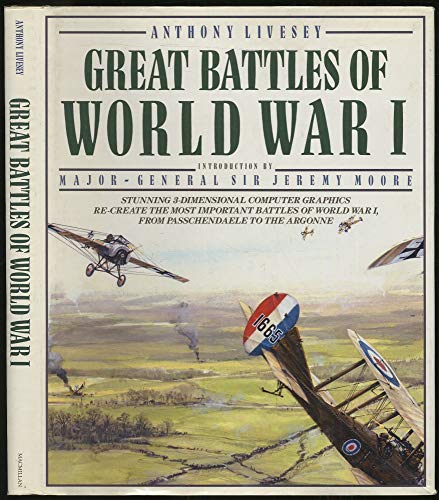 Great Battles of World War I: Livesey, Anthony