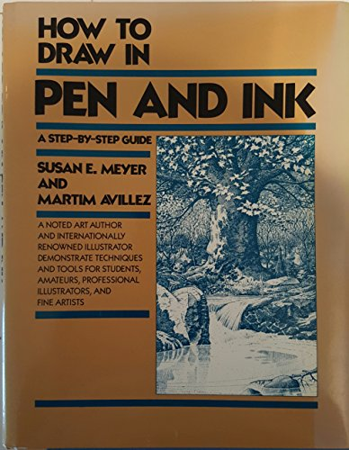 9780025845206: How to Draw in Pen and Ink
