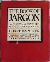 9780025849600: Book of Jargon