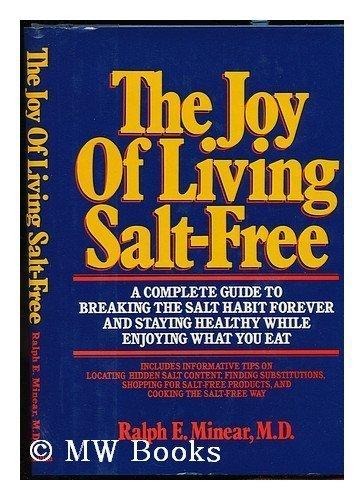 9780025850606: Joy of Living Salt-Free