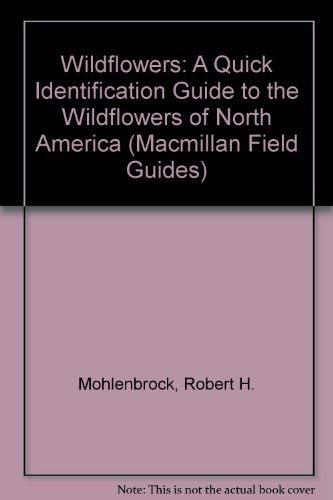 9780025854406: MACMILLAN FIELD GUIDE WILDFLOWERS (Macmillan Field Guides)