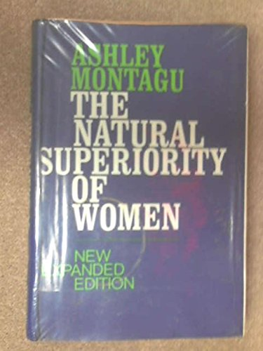 9780025856202: Natural Superiority of Women