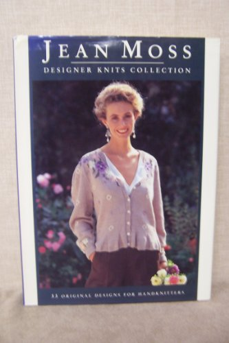 9780025875555: Jean Moss Designer Knits Collection