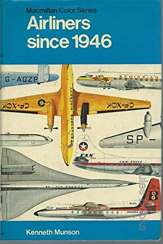 9780025881808: Airliners Since 1946