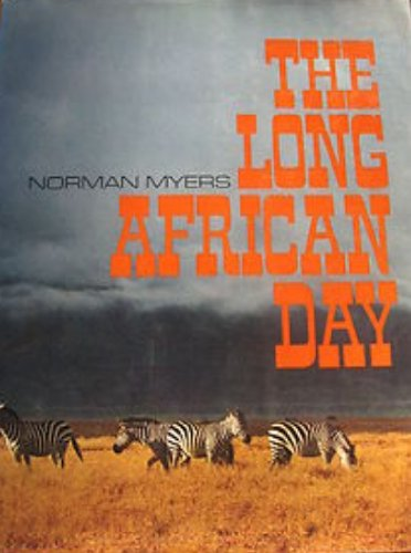 9780025882003: Long African Day