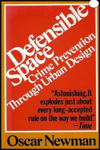 9780025889002: Defensible Space: Crime Prevention Through Urban Design.