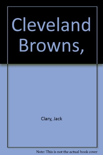 9780025889309: Cleveland Browns,