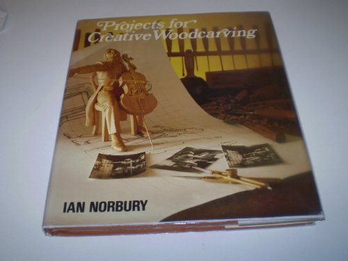 9780025899605: Projects for Creative Woodcarving