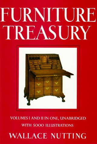 9780025909809: Furniture Treasury (2 Volumes)