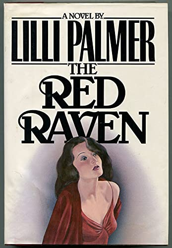 9780025946309: The red raven: A novel