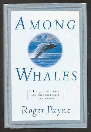 9780025952454: Among Whales