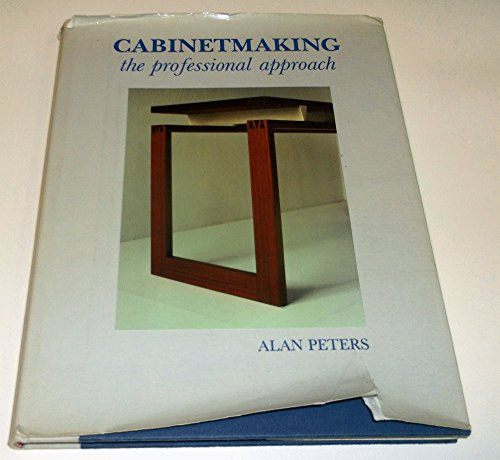 9780025962002: Cabinetmaking: The Professional Approach