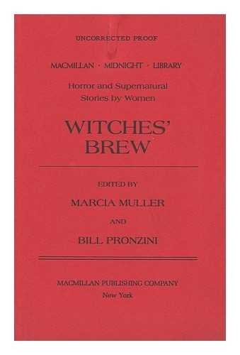 9780025992306: Witches' Brew: Horror and Supernatural Stories by Women (Macmillan midnight library)
